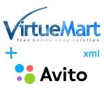 Выгрузка из Virtuemart на Avito в раздел Авто