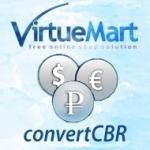 Обновление валют Virtuemart по курсу Центробанк РФ